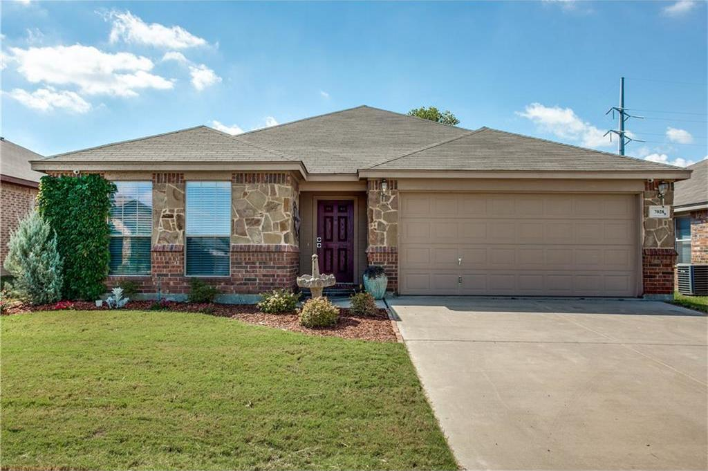 Sold Property | 7028 Seton Hall Drive Fort Worth, Texas 76120 1