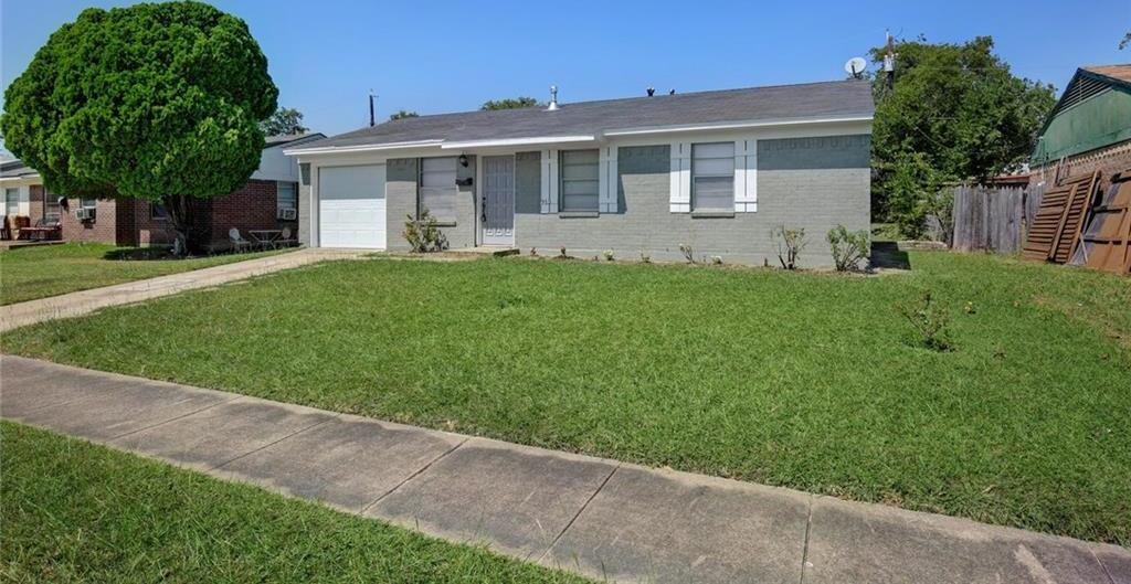 Sold Property   913 Lister Drive Garland, Texas 75040 1