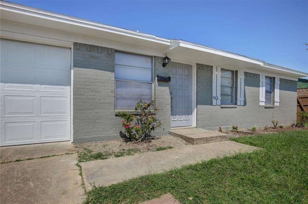 Sold Property   913 Lister Drive Garland, Texas 75040 3