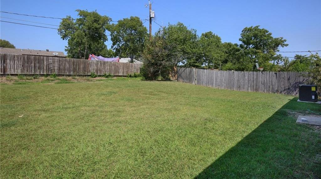 Sold Property   913 Lister Drive Garland, Texas 75040 31