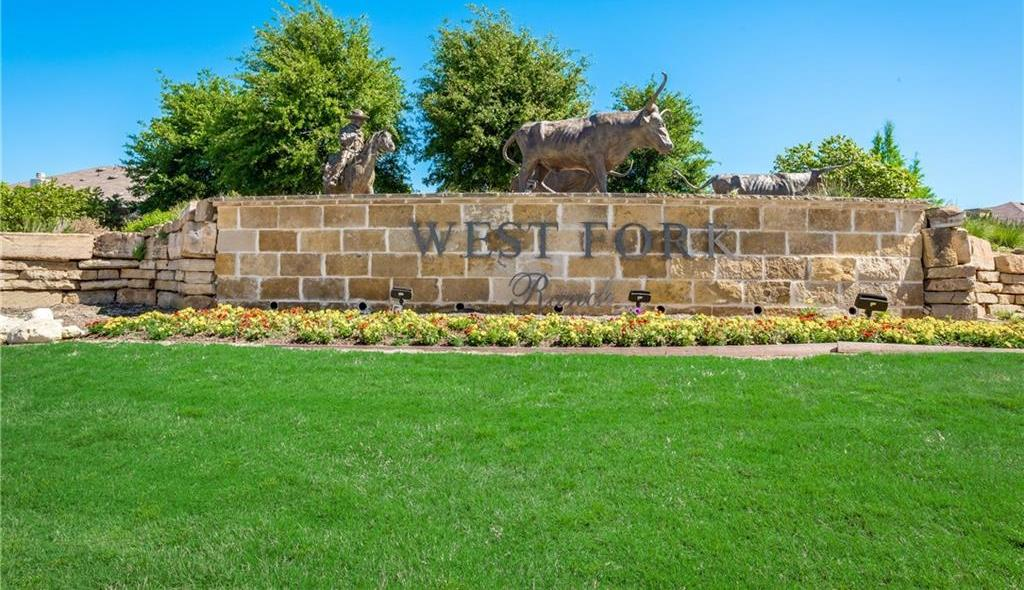 Sold Property | 8132 Belgian Blue Court Fort Worth, Texas 76131 28