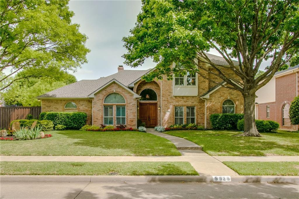 Sold Property | 5929 Edinburgh Drive Plano, Texas 75093 0