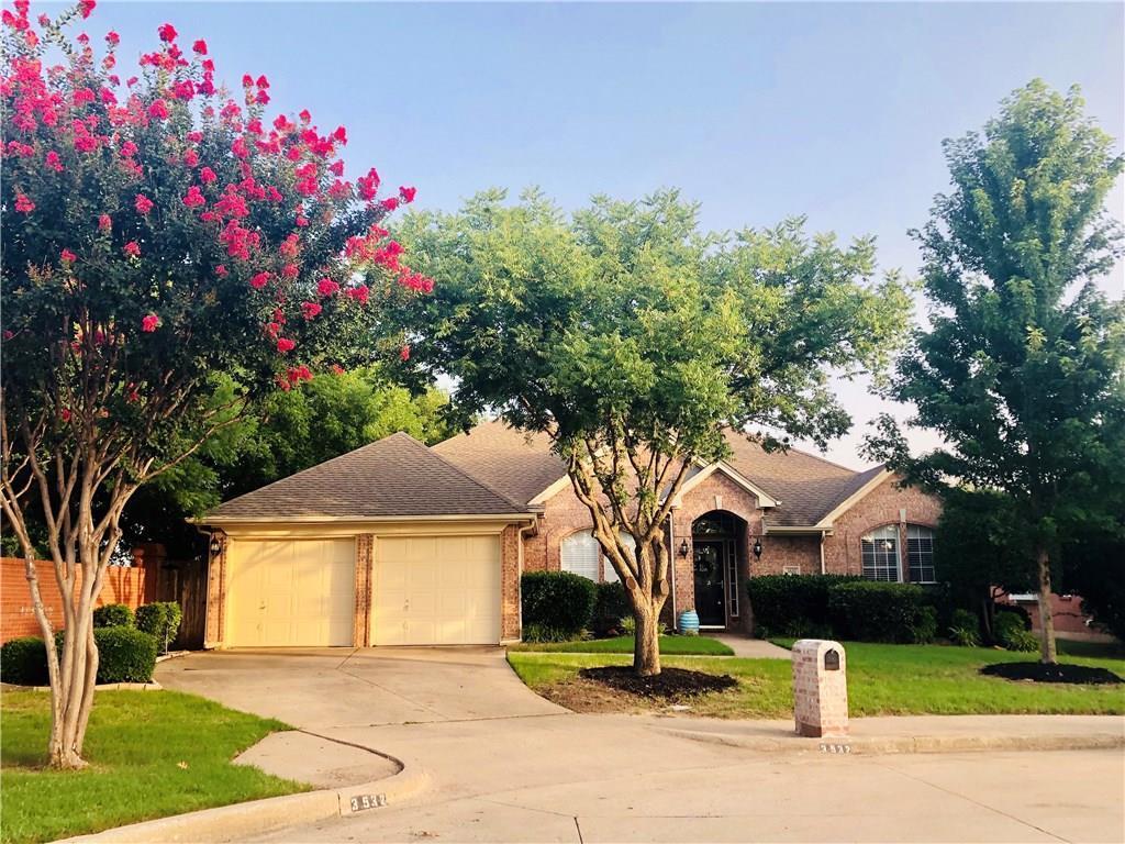 Sold Property | 3532 Stone Creek Lane Fort Worth, TX 76137 1