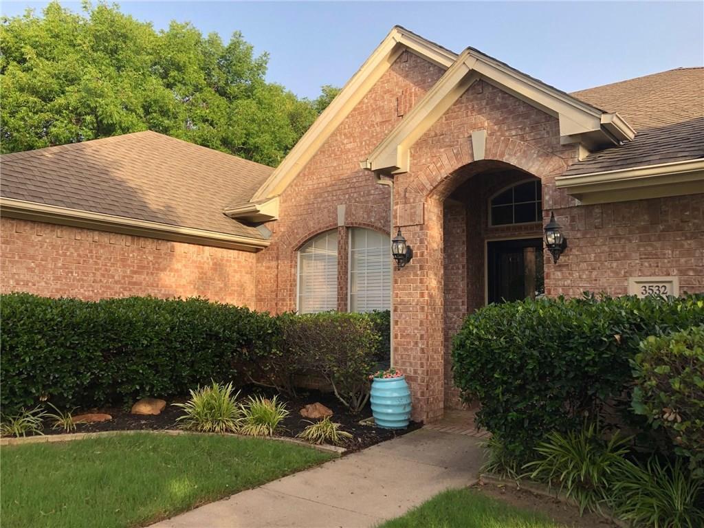 Sold Property | 3532 Stone Creek Lane Fort Worth, TX 76137 2