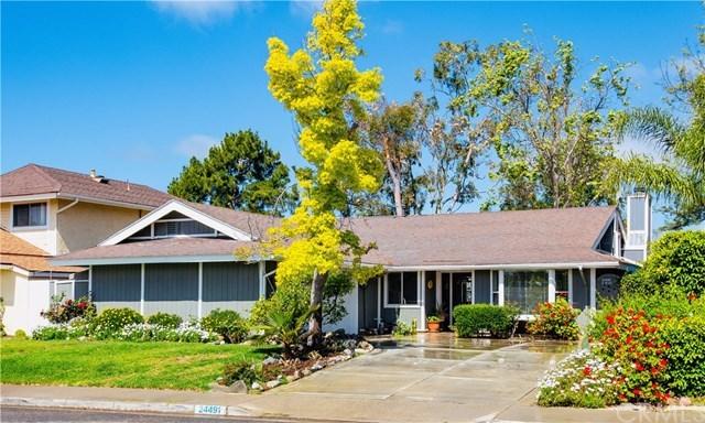 Active | 24491 Los Serranos Drive Laguna Niguel, CA 92677 0