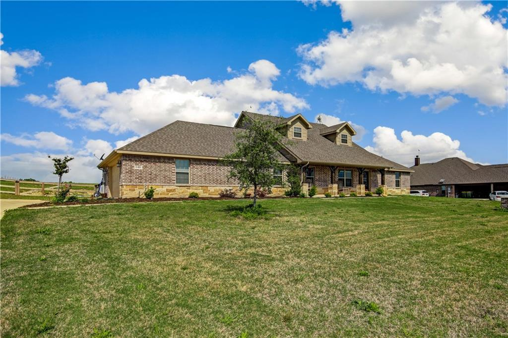 Sold Property | 146 County Road 4430  Rhome, Texas 76078 0