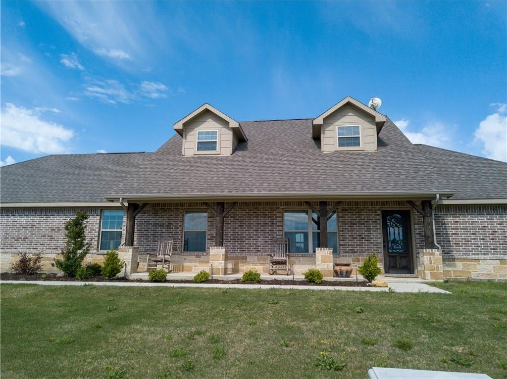 Sold Property | 146 County Road 4430 Rhome, Texas 76078 1