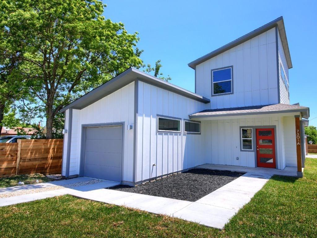 Sold Property | 7301 Providence ave #A Austin, TX 78752 1