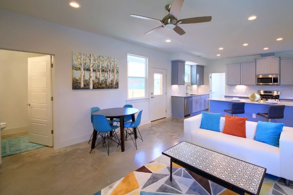 Sold Property | 7301 Providence ave #A Austin, TX 78752 5