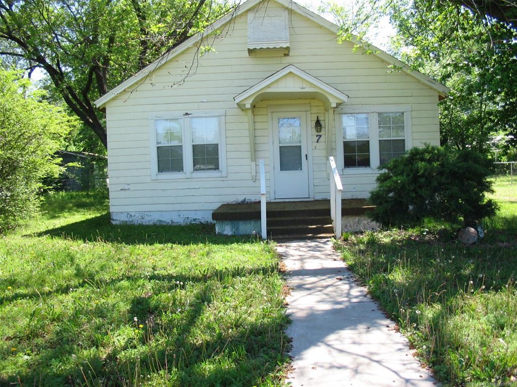 Off Market | 7 S Orphan Street Pryor, Oklahoma 74361 0