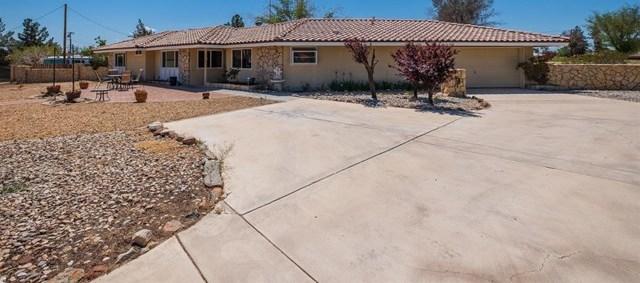Closed | 19989 Crow Road Apple Valley, CA 92307 19