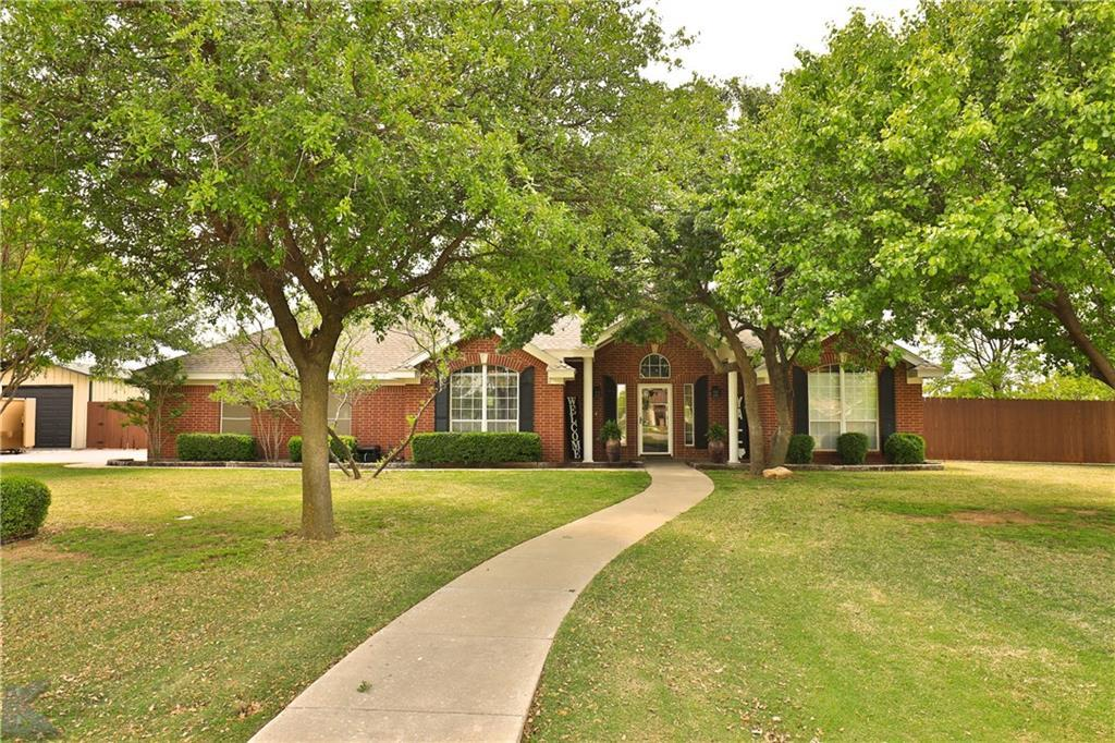 Sold Property | 239 Mariah Abilene, Texas 79602 1
