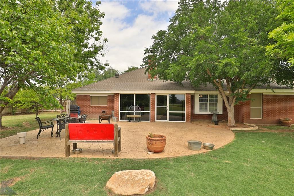 Sold Property | 239 Mariah Abilene, Texas 79602 32