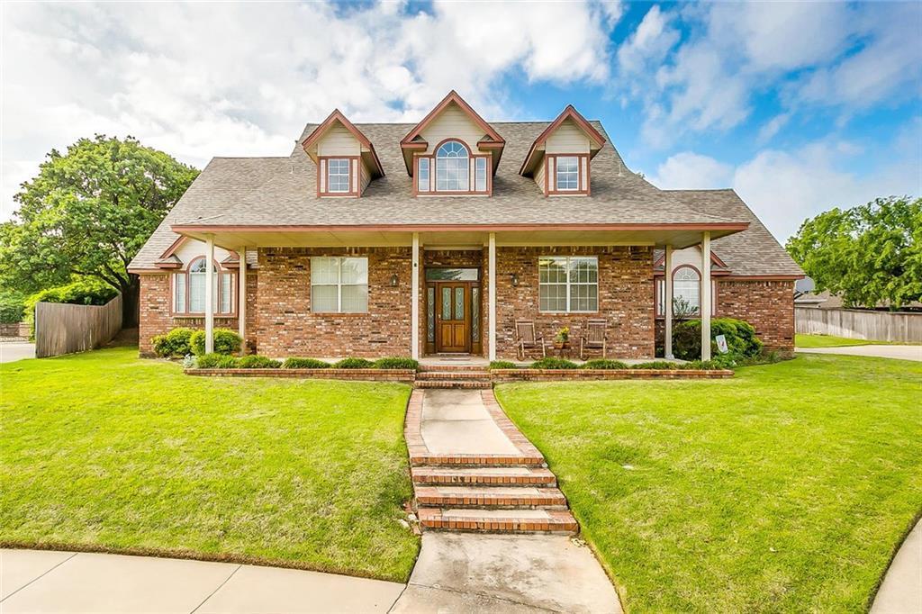 Sold Property | 904 Oak Crest Court Burleson, Texas 76028 1