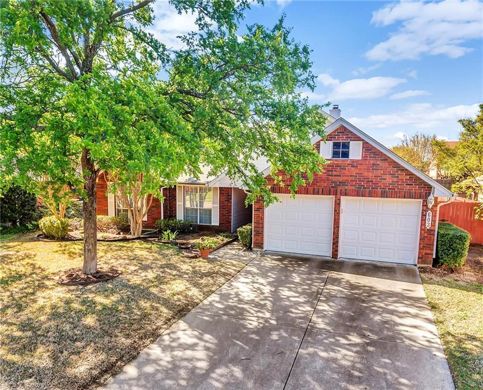 Sold Property | 603 Huntington Court Grapevine, Texas 76051 1