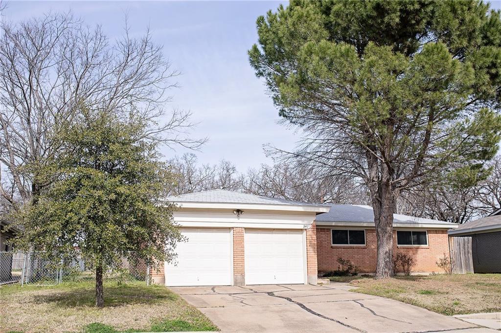 Leased   341 James Lane Bedford, Texas 76022 2