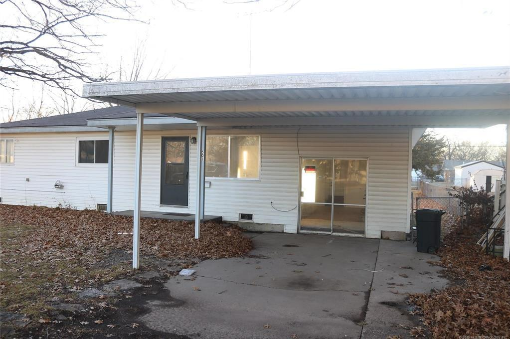 Off Market | 501 N Pawnee Avenue Dewey, OK 74029 3