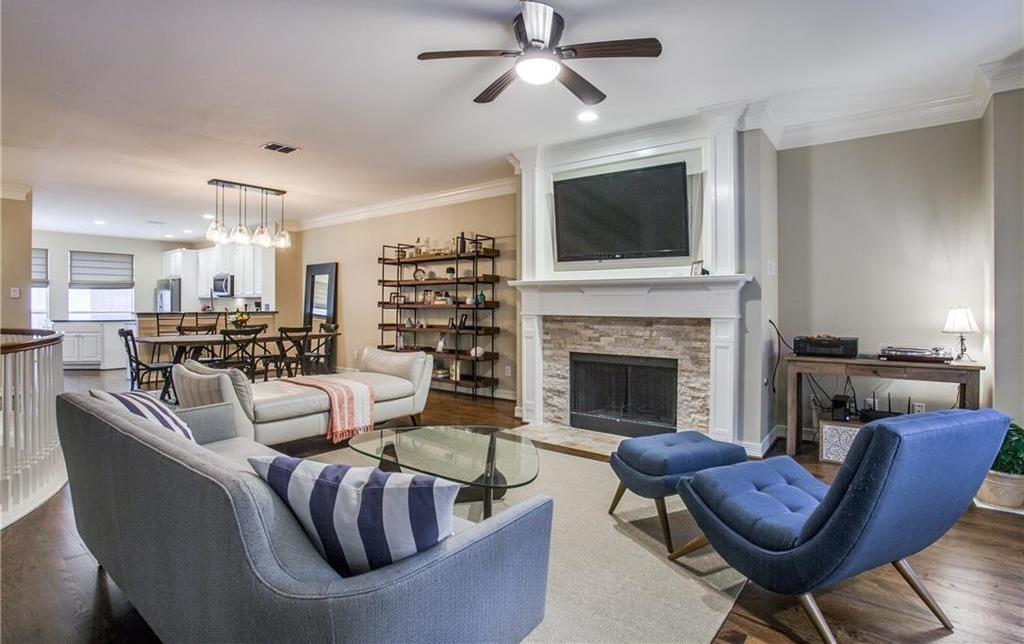 Sold Property   3238 Throckmorton Street Dallas, Texas 75219 3