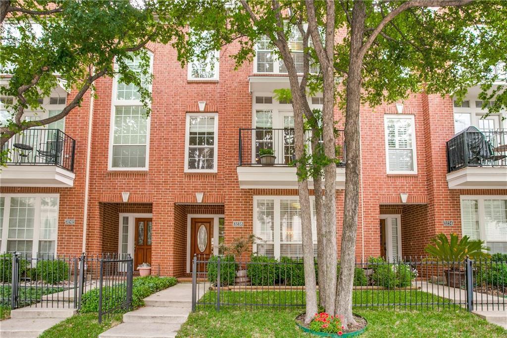 Sold Property   3238 Throckmorton Street Dallas, Texas 75219 23