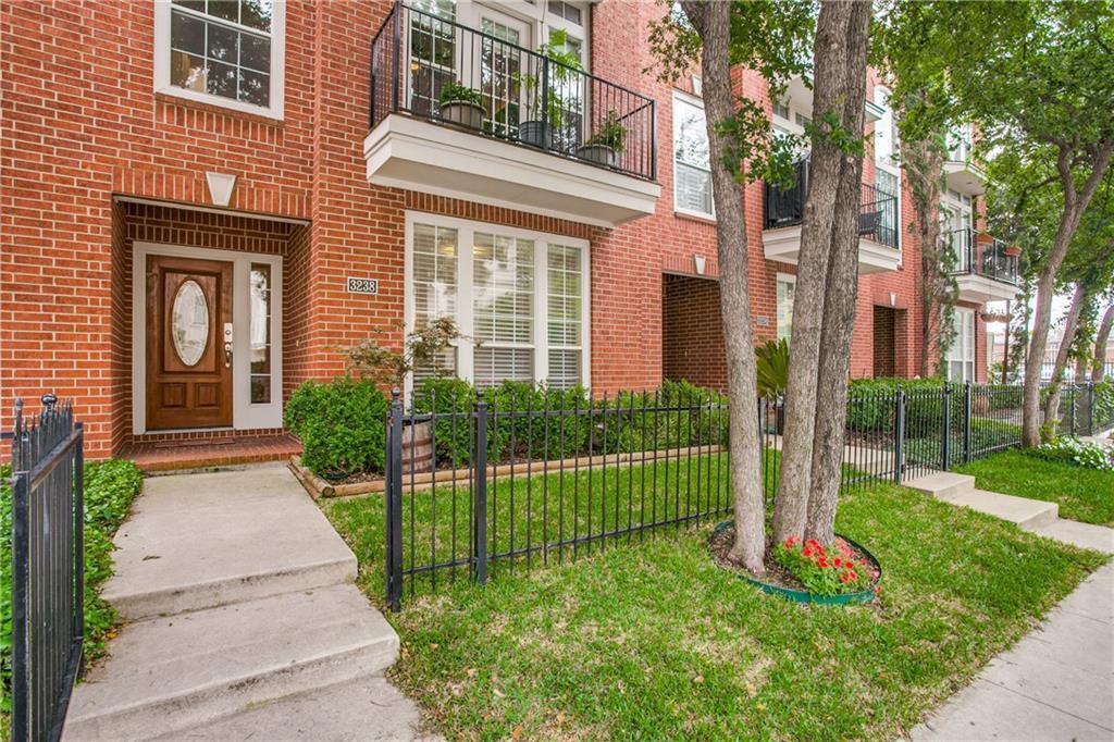 Sold Property   3238 Throckmorton Street Dallas, Texas 75219 24