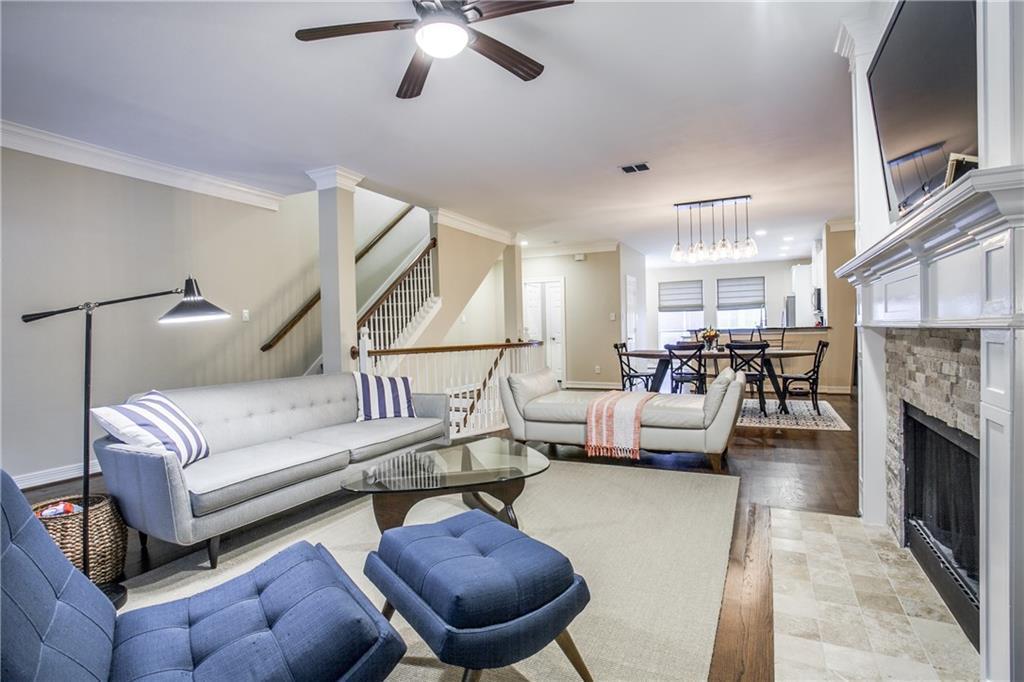 Sold Property   3238 Throckmorton Street Dallas, Texas 75219 4