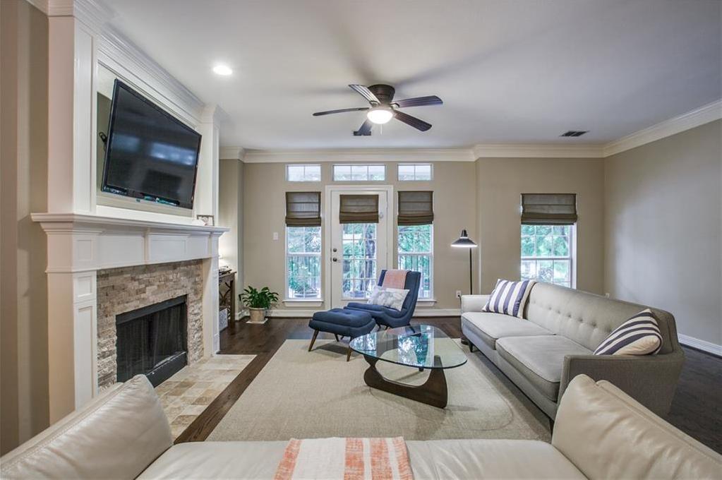 Sold Property   3238 Throckmorton Street Dallas, Texas 75219 5