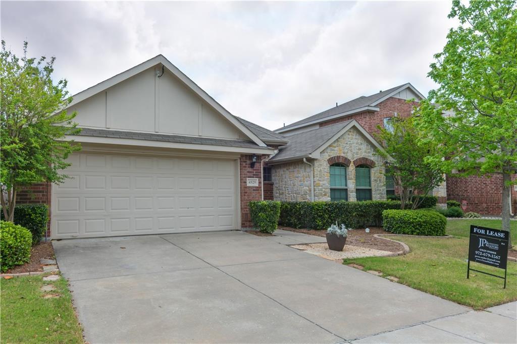 Leased | 4529 Worchester Lane McKinney, Texas 75070 4