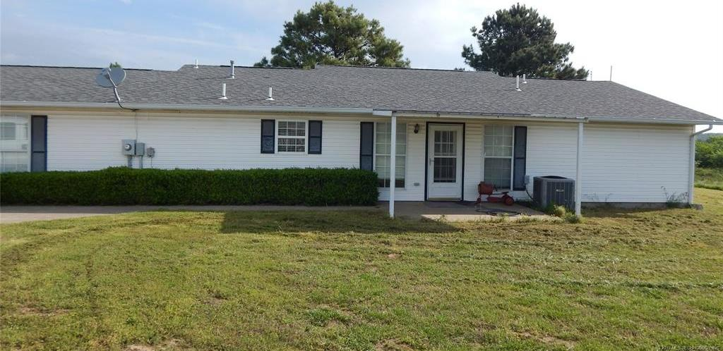 Off Market   1259 W Mitchell Road McAlester, Oklahoma 74501 1