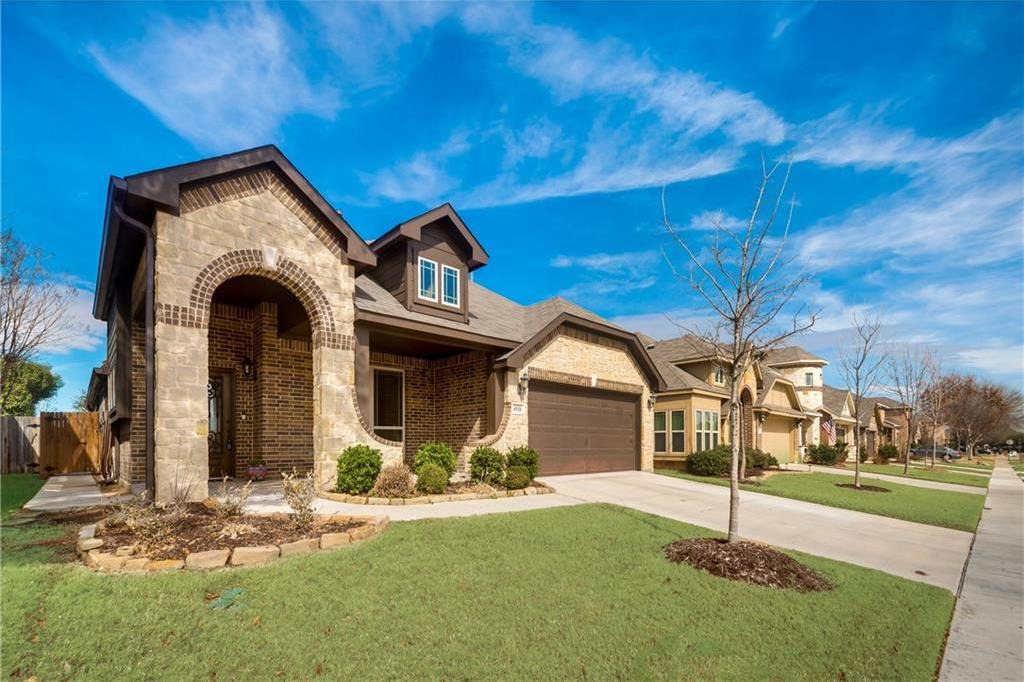 Leased | 4520 Rush River Trail Fort Worth, Texas 76123 1