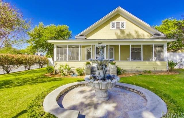 Closed   509 N Euclid Avenue Upland, CA 91786 1