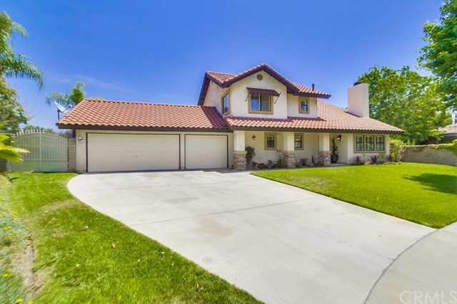 Closed | 7711 Calle Clarin  Rancho Cucamonga, CA 91730 1