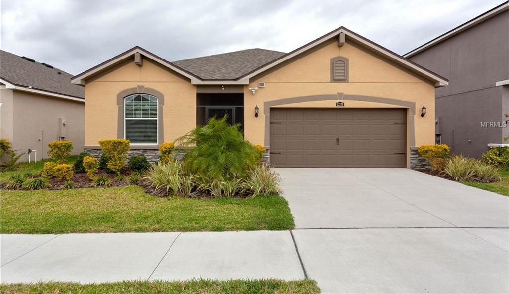 Active   12370 STREAMBED DRIVE RIVERVIEW, FL 33579 0