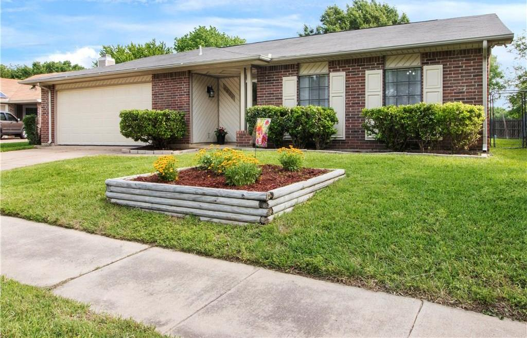 Sold Property | 4325 Pepperbush Drive Fort Worth, Texas 76137 1