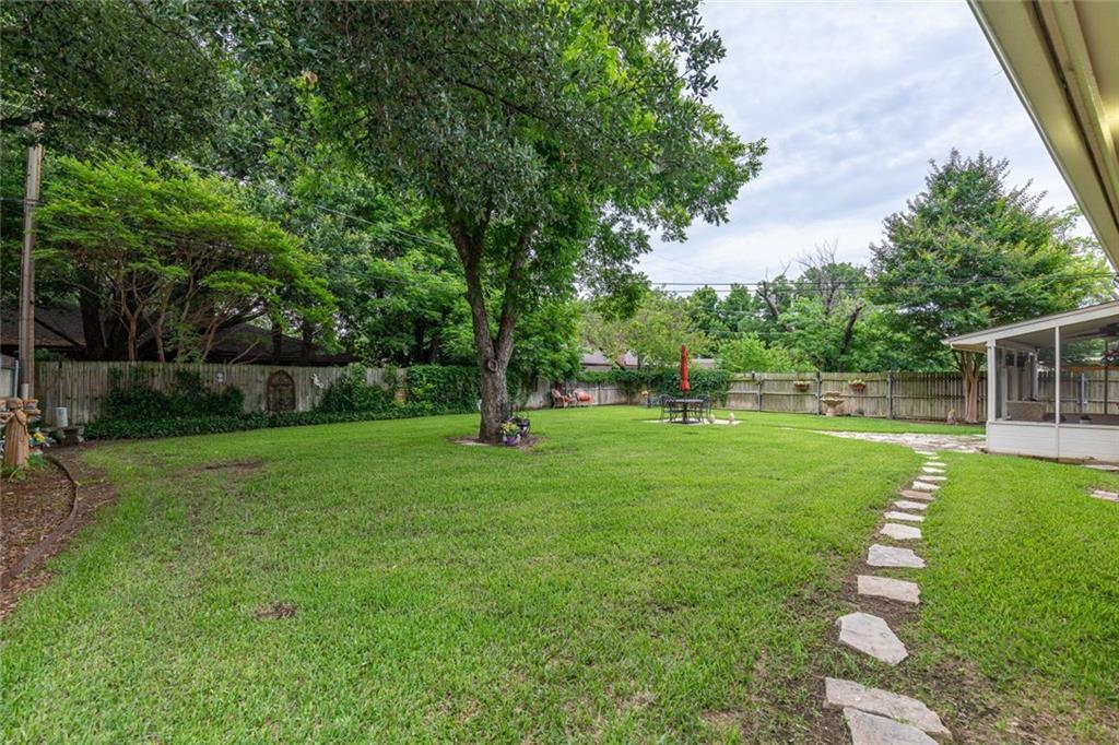 Sold Property   1909 Roosevelt Drive Pantego, Texas 76013 25