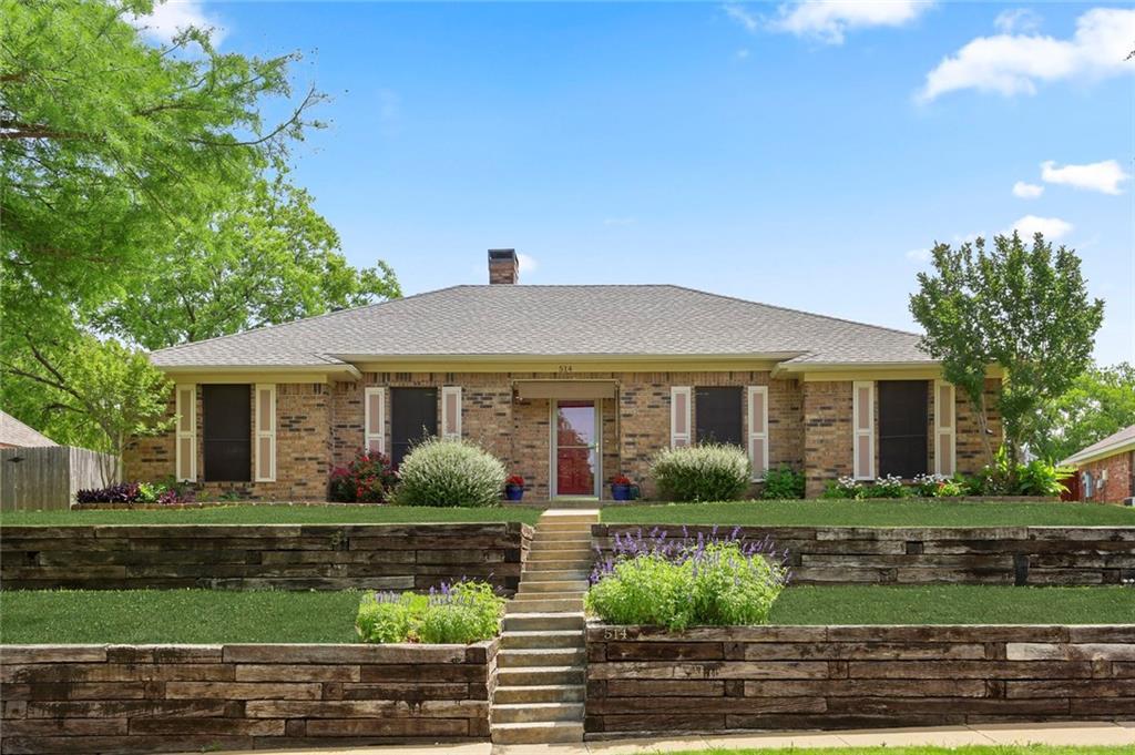 DFW Real Estate | 514 Glen Canyon Drive Garland, Texas 75040 2