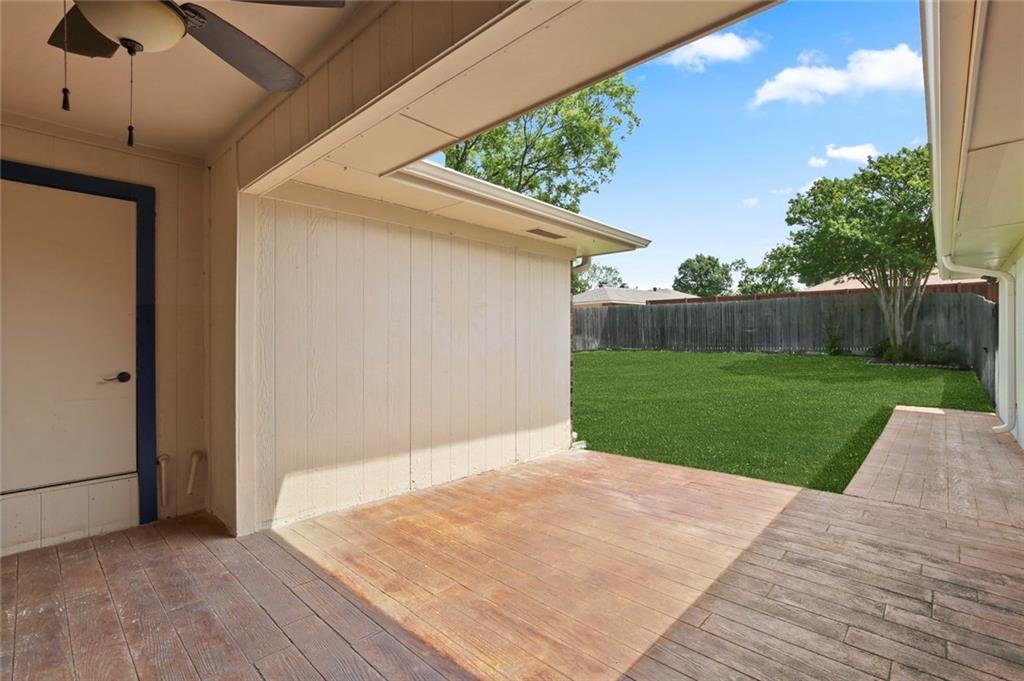 DFW Real Estate | 514 Glen Canyon Drive Garland, Texas 75040 36