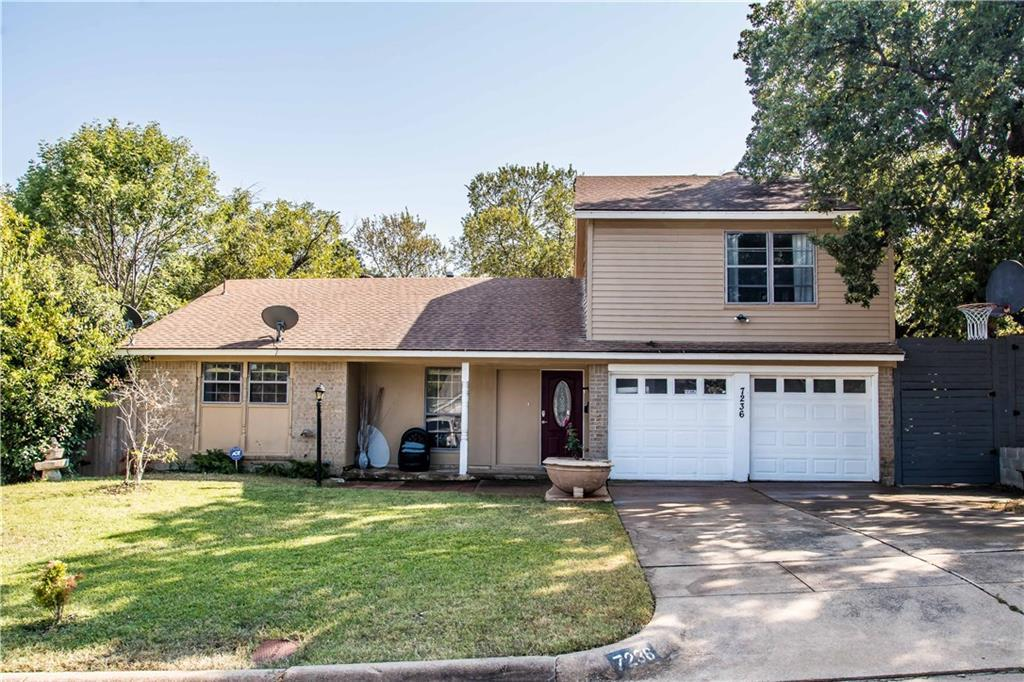 Sold Property   7236 Norma Street Fort Worth, Texas 76112 0