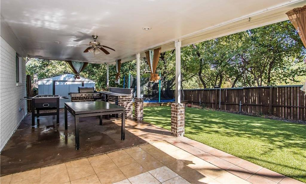 Sold Property   7236 Norma Street Fort Worth, Texas 76112 29