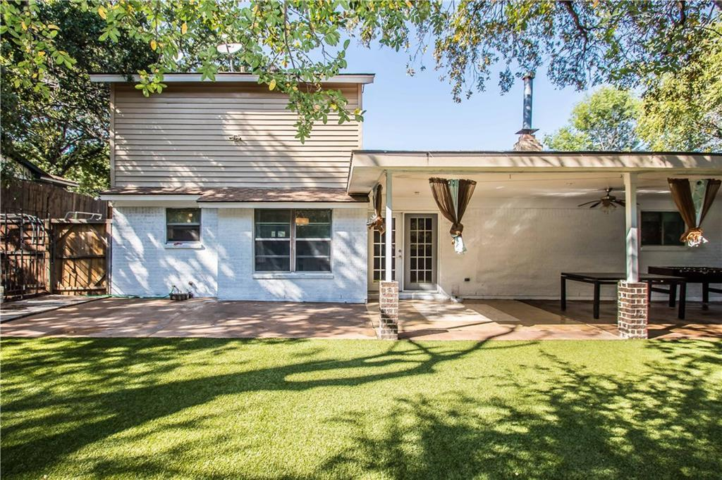Sold Property   7236 Norma Street Fort Worth, Texas 76112 32