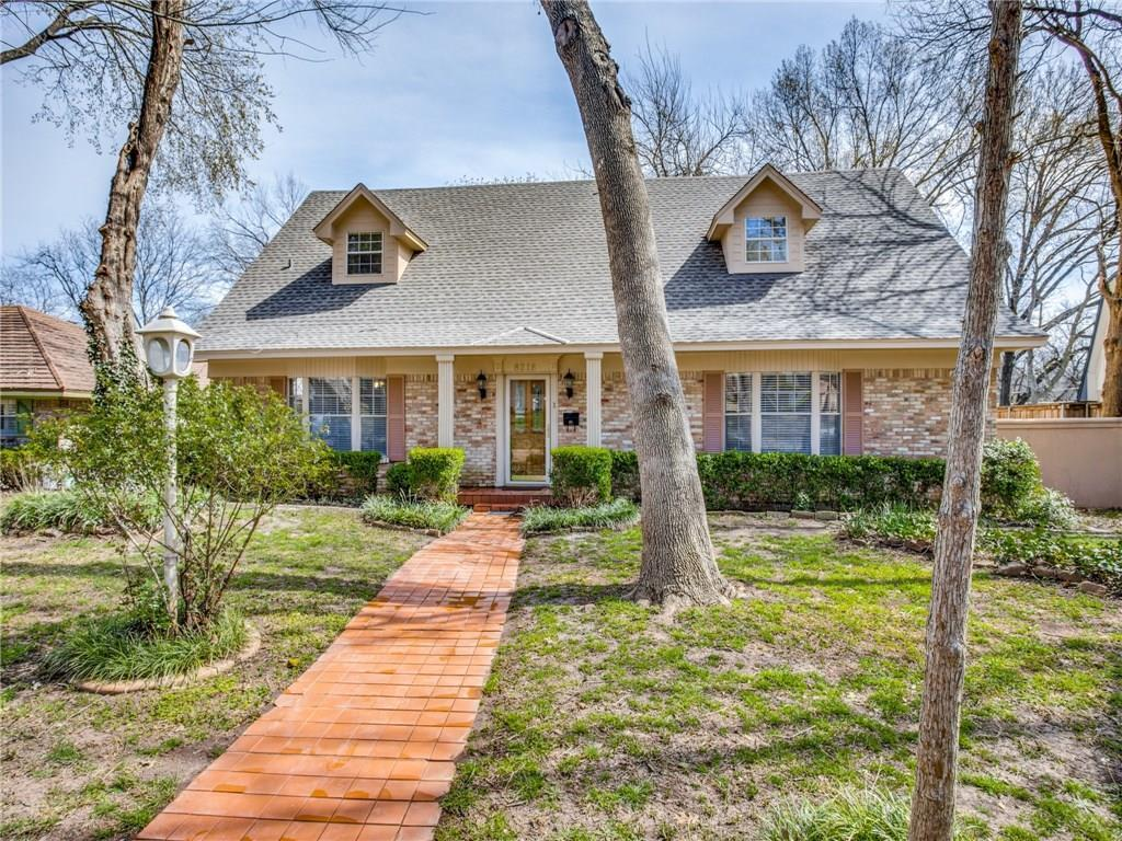 Sold Property | 8218 San Cristobal Drive Dallas, Texas 75218 0