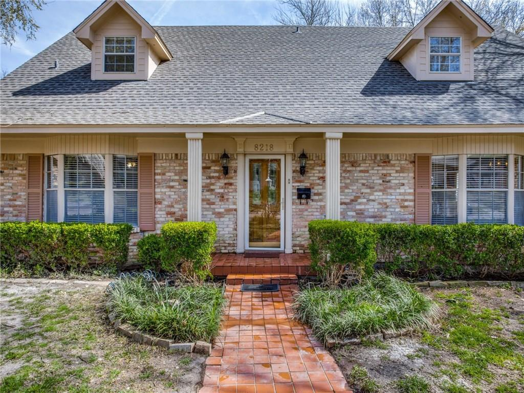 Sold Property | 8218 San Cristobal Drive Dallas, Texas 75218 3