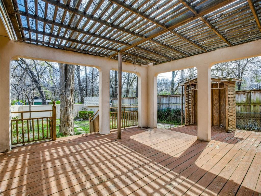Sold Property | 8218 San Cristobal Drive Dallas, Texas 75218 22