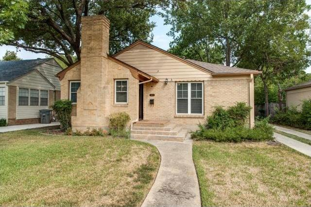 Sold Property | 6043 PENROSE Avenue Dallas, Texas 75206 0