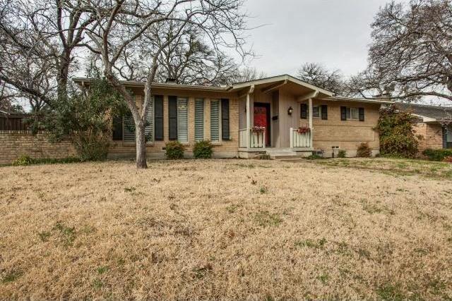 Sold Property   11511 Rockcraft Street Dallas, Texas 75218 1