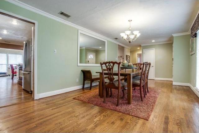 Sold Property   11511 Rockcraft Street Dallas, Texas 75218 5