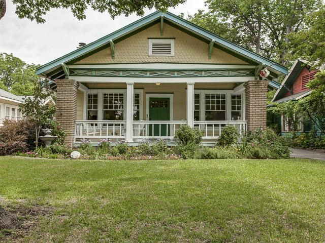Sold Property | 5821 Goliad Avenue Dallas, Texas 75206 0