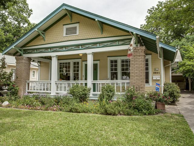 Sold Property | 5821 Goliad Avenue Dallas, Texas 75206 21