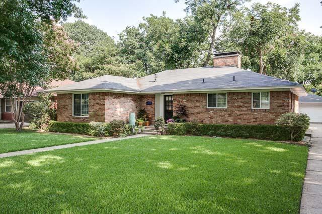 Sold Property | 6452 Highgate Lane Dallas, Texas 75214 1