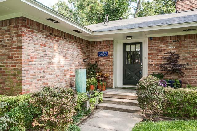Sold Property | 6452 Highgate Lane Dallas, Texas 75214 2
