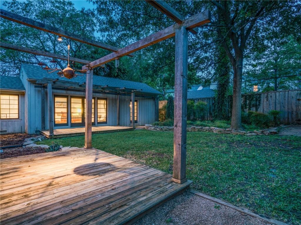 Sold Property | 6426 Vickery Boulevard Dallas, Texas 75214 20
